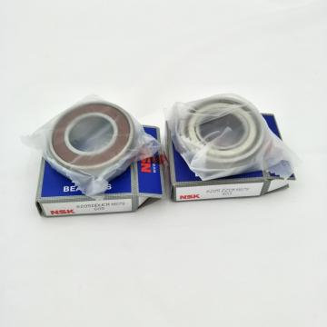 114,3 mm x 152,4 mm x 19,05 mm  KOYO KFX045 angular contact ball bearings