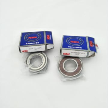 53,975 mm x 127 mm x 44,45 mm  NTN 4T-65212/65500 tapered roller bearings